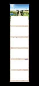 Calendrier 6 Mois super 1 magnum Exemple